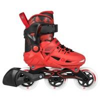 Powerslide Phuzion Universe Red kids skate