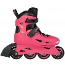 Powerslide Stargaze Pink Adjustable kids skate